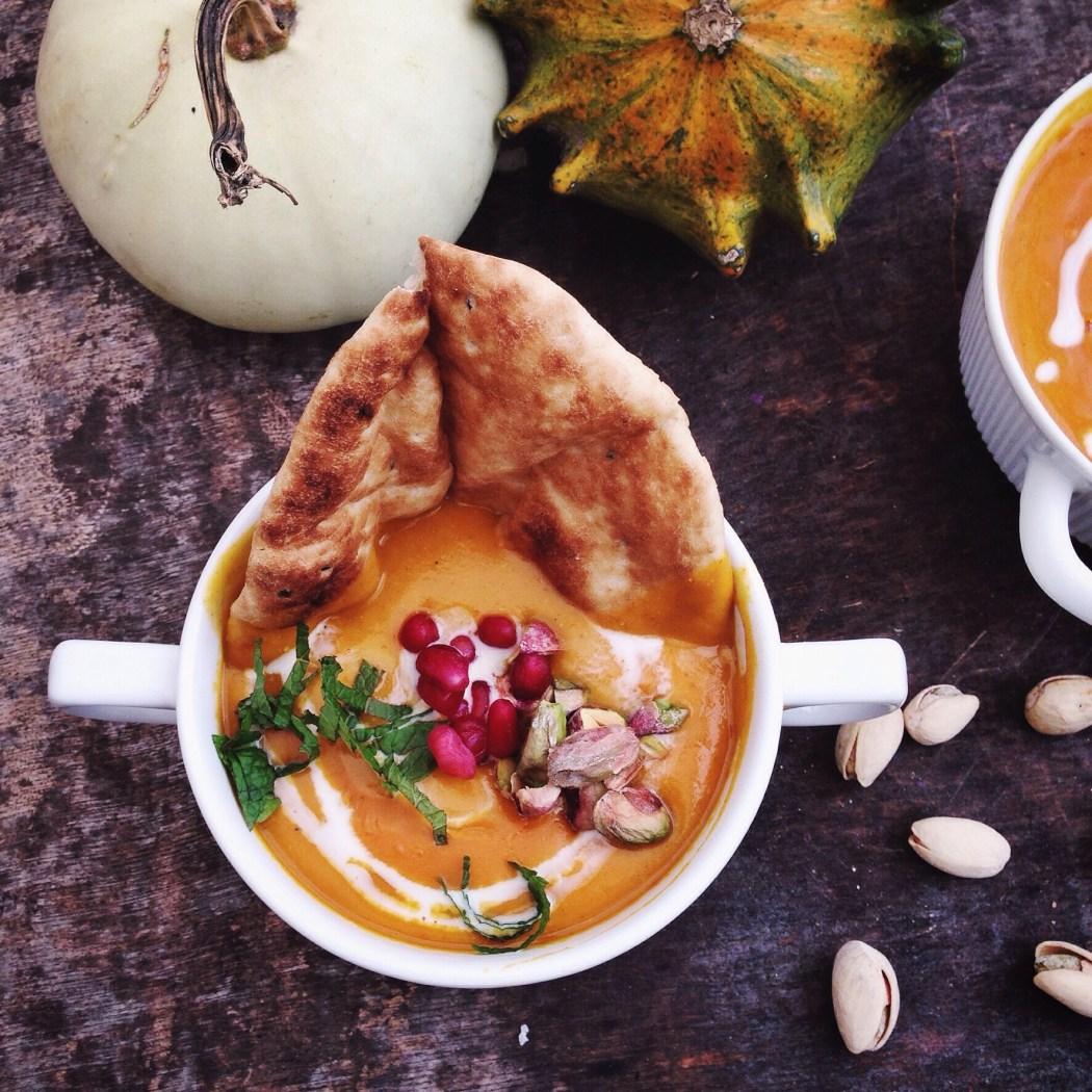 Wat eten wij in de herfst, comfortfood!
