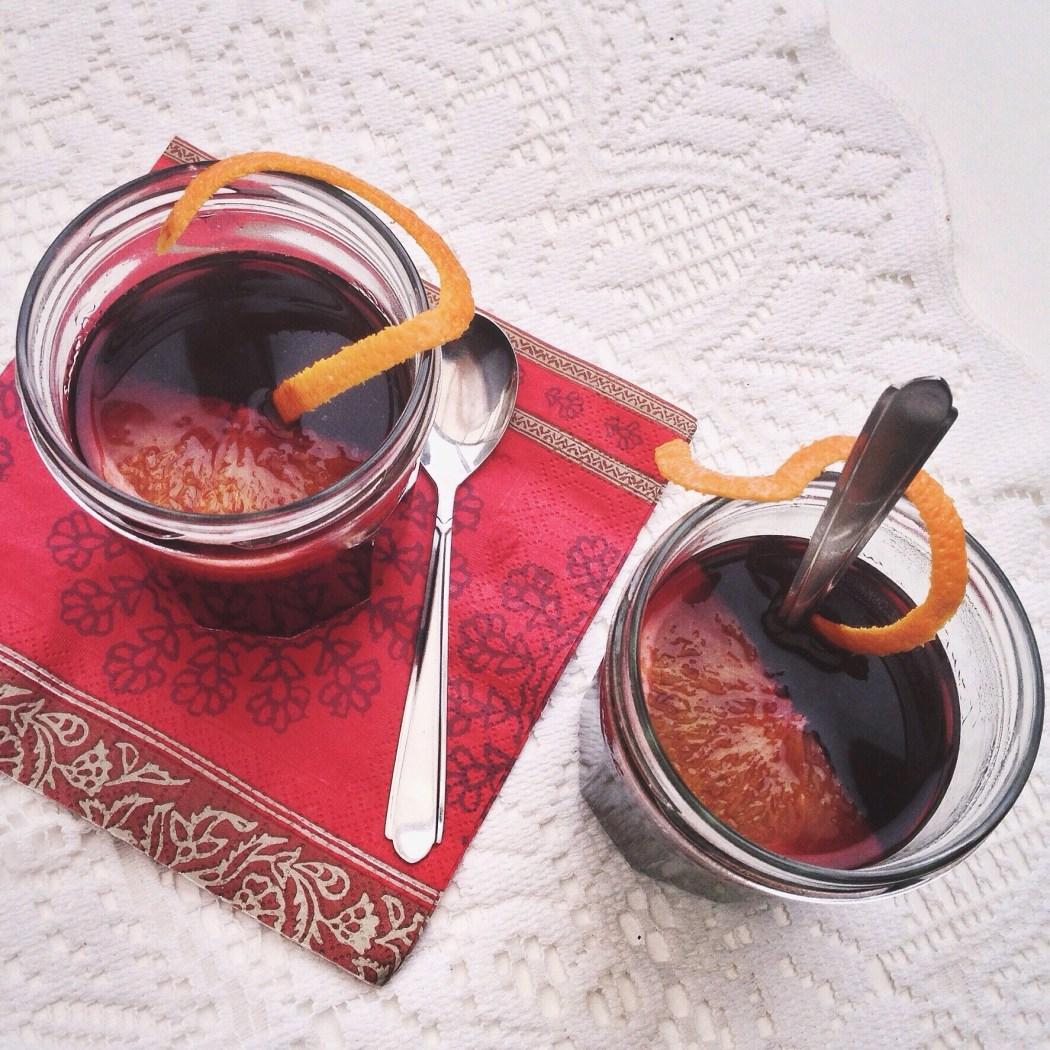 Spicy glühwein met een snufje peper!