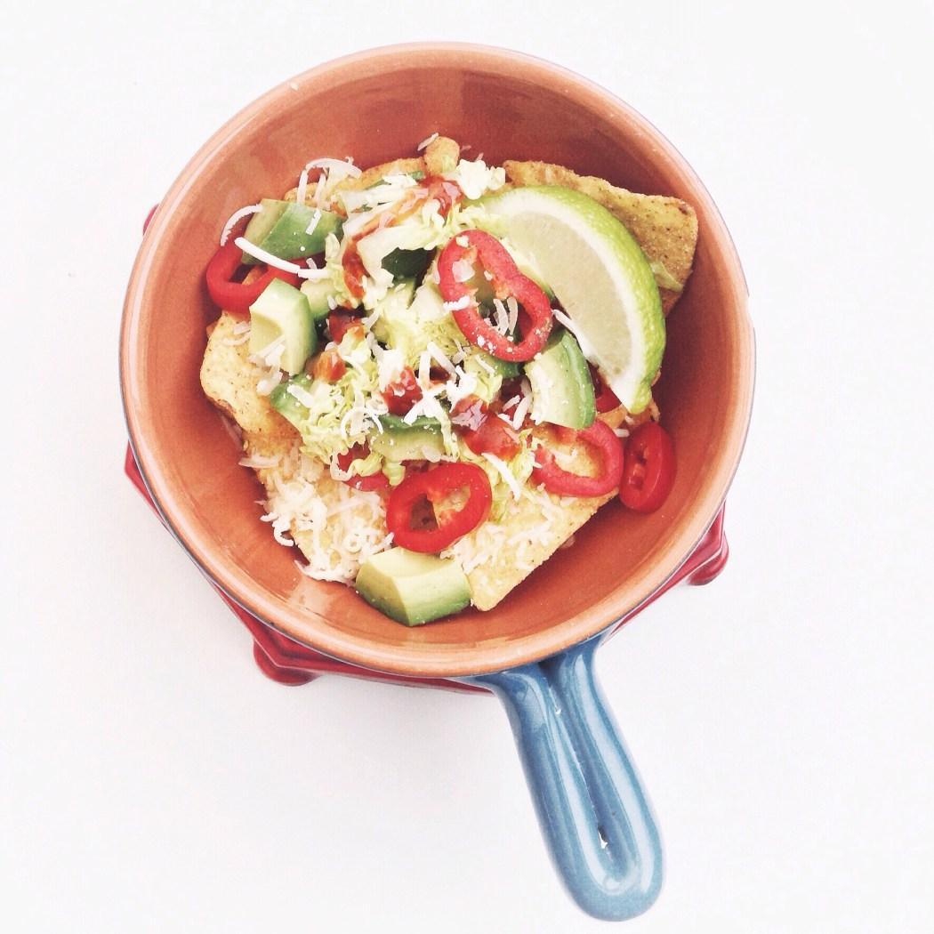 Nacho bowl, By Cookingdom