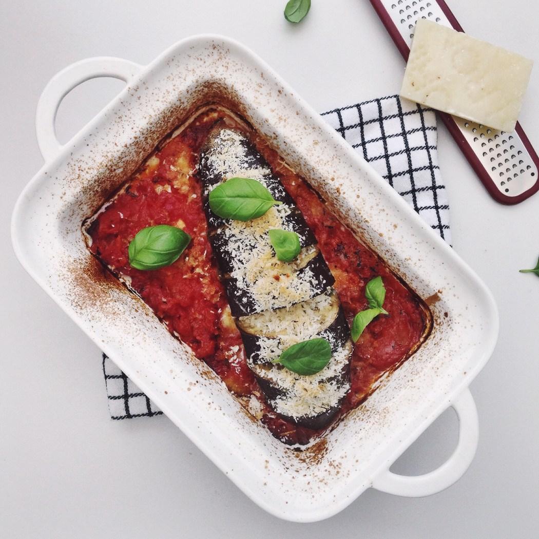 Geroosterde aubergine, By Cookingdom