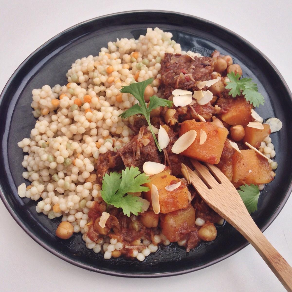 Marokkaans stoofvlees van Jamie