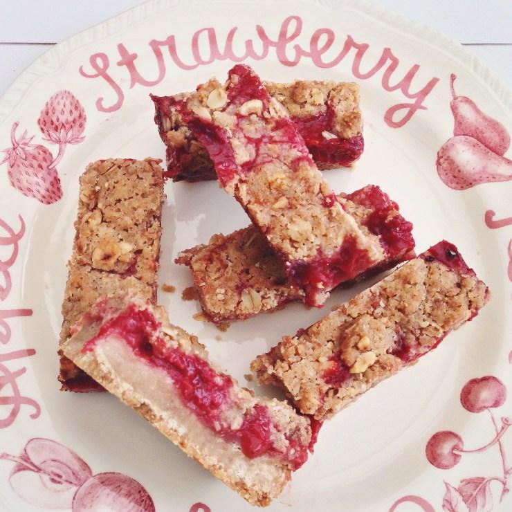 Koekrepen met aardbeien, by Cookingdom
