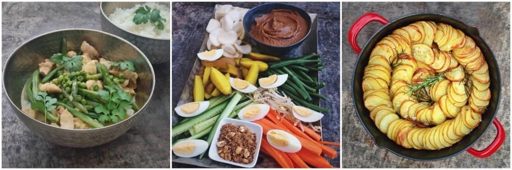 Cookingdom collage