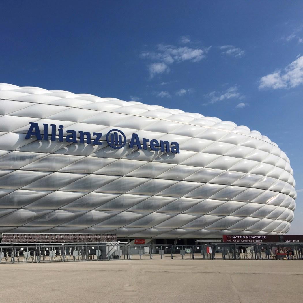 München en wat we daar aten