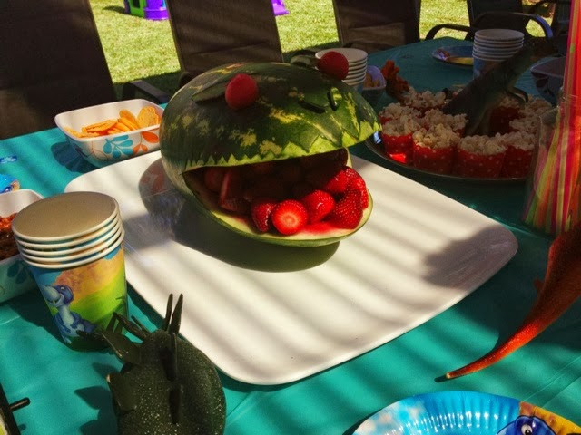 Dinosaur Themed Party - Cooking for Busy Mums