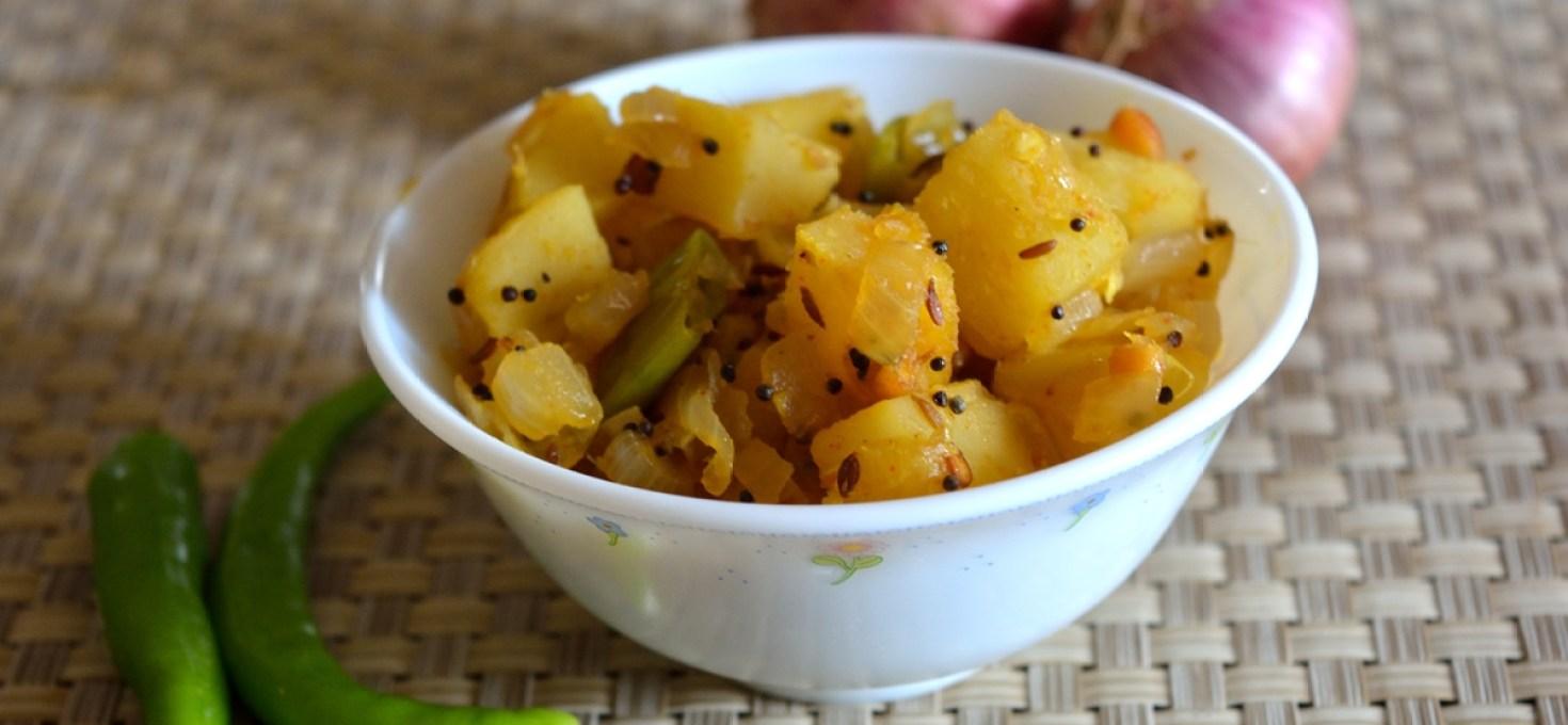 Roasted Sweet Potato Stirfry