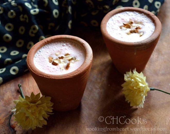 Kulhad Lassi, Punjabi Lassi, Sweet Yogurt based drink, Lassi