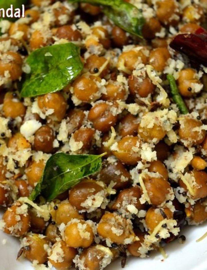 Mookadalai Sundal | Senagala Sundal | Vinayaka Chathurdhi Special