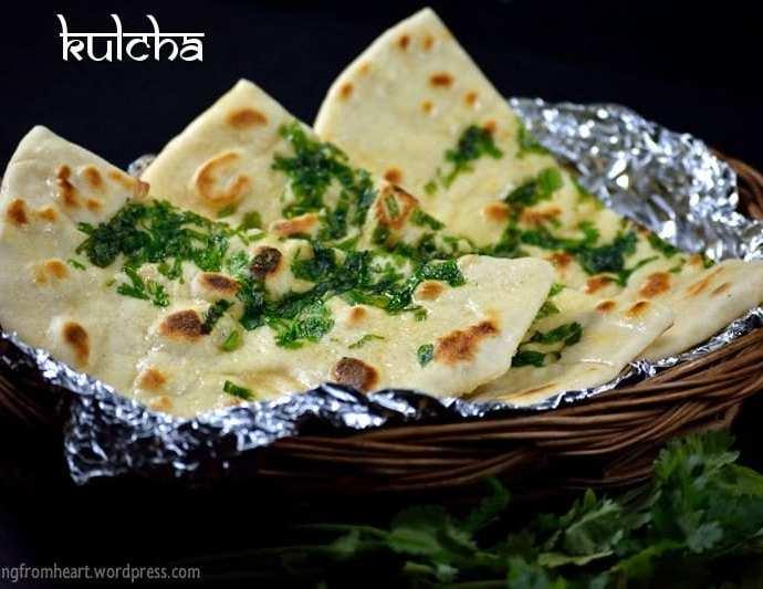 Kulcha | Indian Bread Recipes