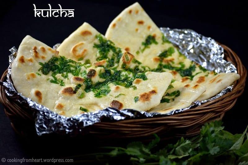 Kulcha   Indian Bread Recipes