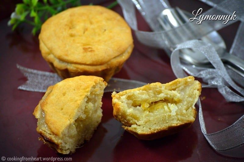 Lymonnyk   Russian Lemon Pie Recipe   Eggless Lemon Pie   Rare Recipes Challenge
