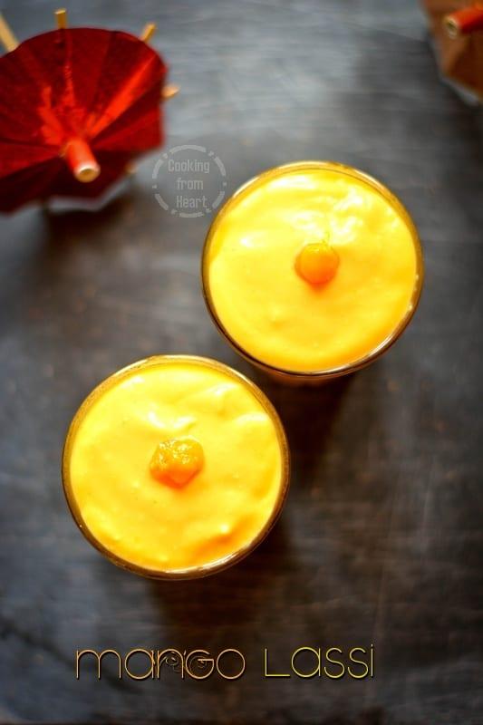 Mango Lassi 2