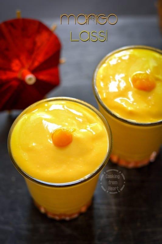Mango Lassi 4