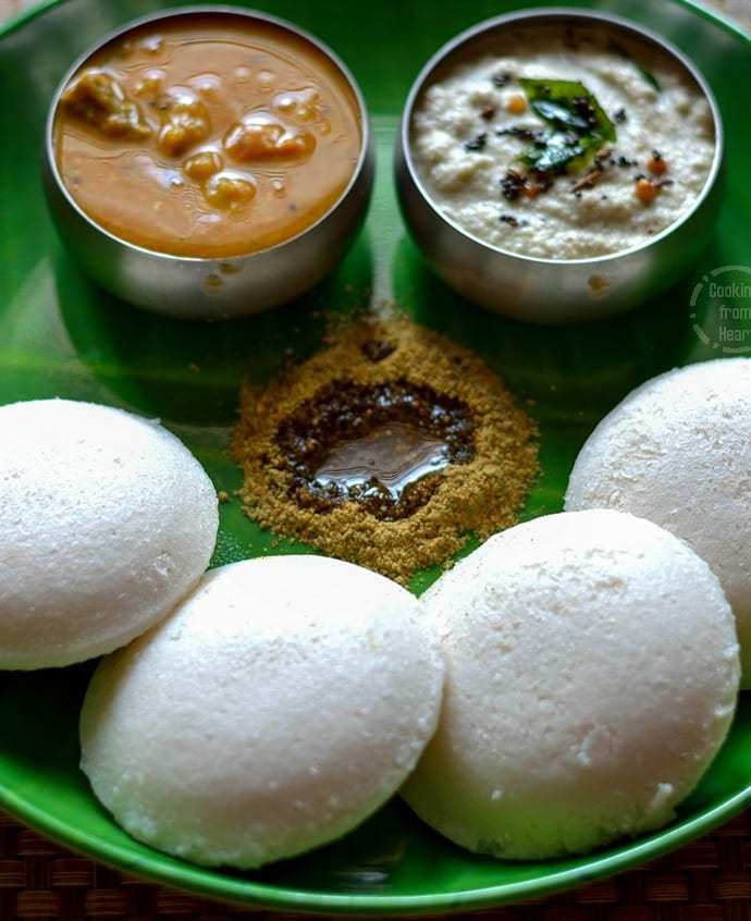 Idli Recipe | Making Soft Idlis at Home