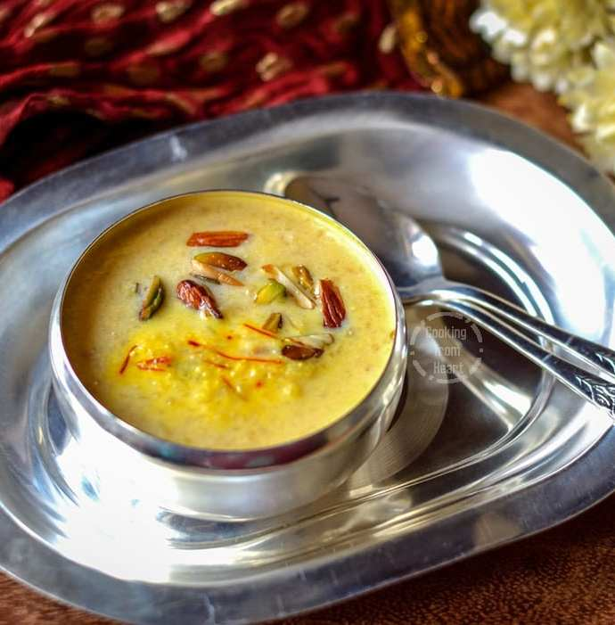 Apple Kheer | Apple Payasam | Diwali Special Recipes