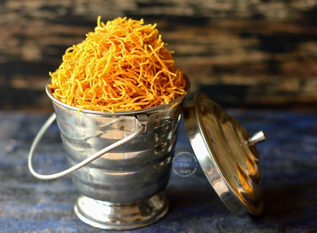Omapodi | Karapoosa | Diwali Special Recipes