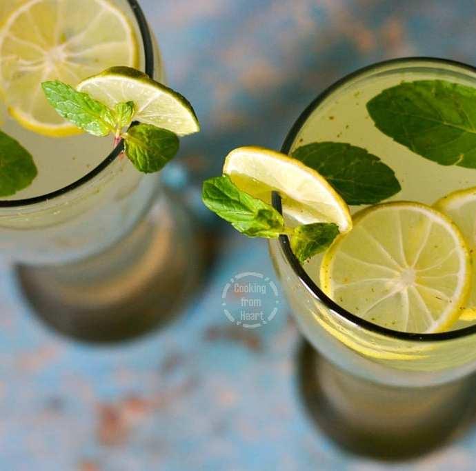 Lemon Mojito