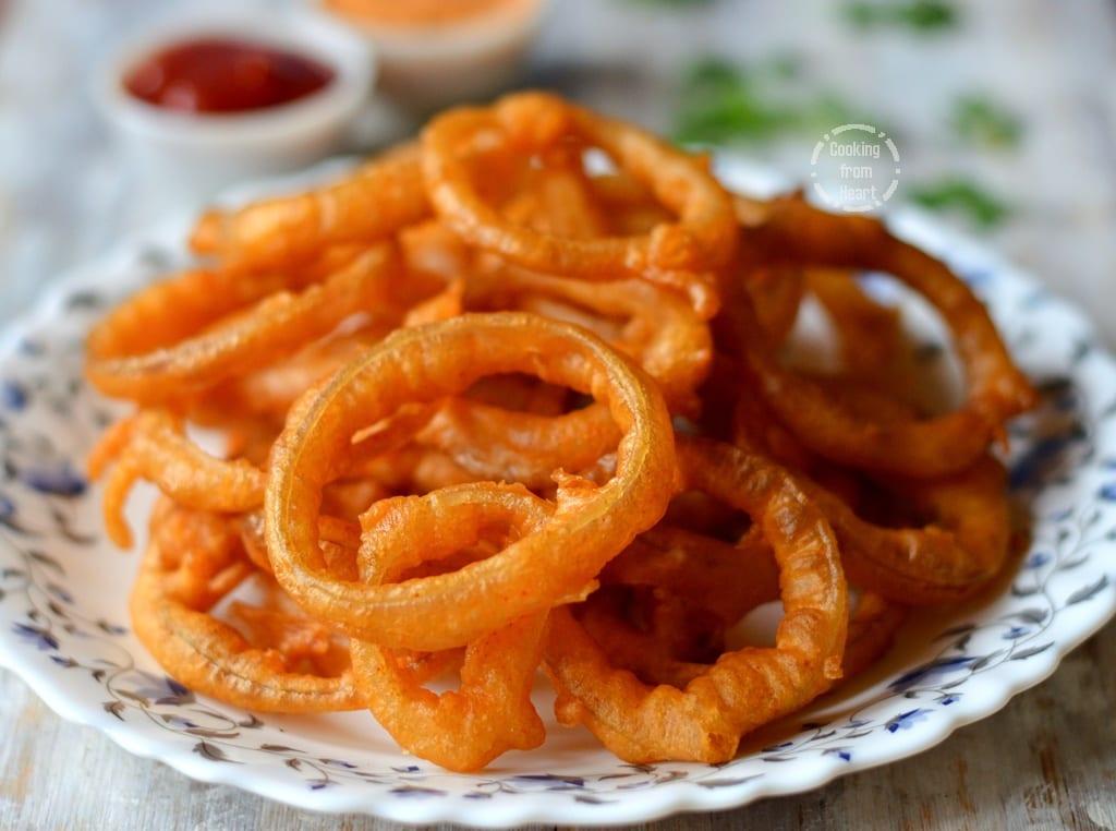 Golden Onion Rings