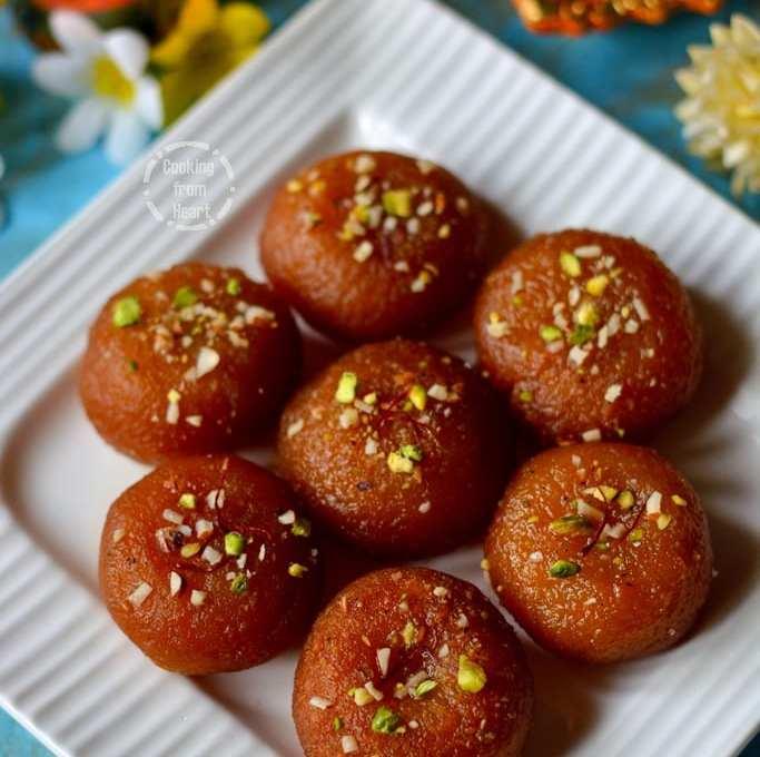 Homemade Badusha | Balushahi