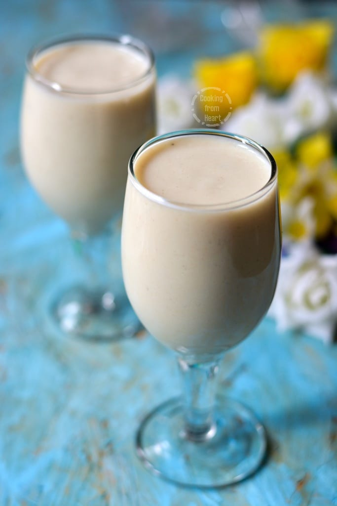 Custard Apple Milkshake