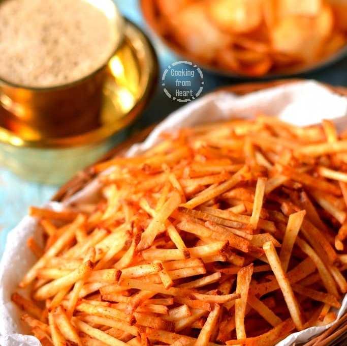 Maravalli Kizhangu Chips | Tapioca Chips