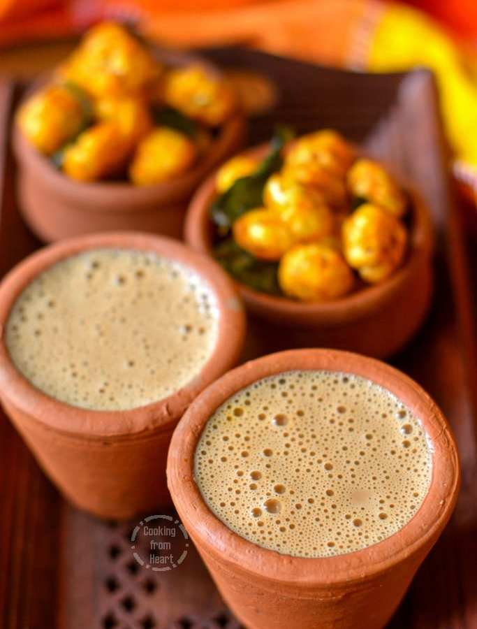 Adrak Chai | Indian Ginger Tea