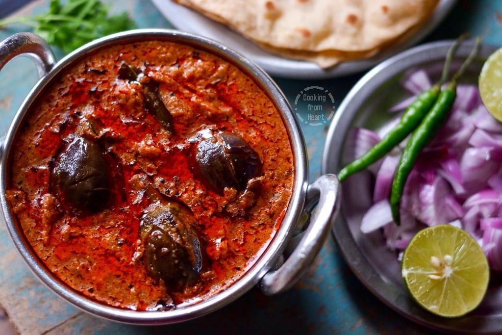 Gutti Vankaya Curry