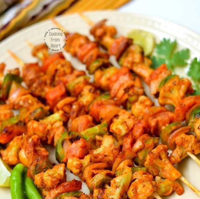 Gobi Tikka | Cauliflower Tikka
