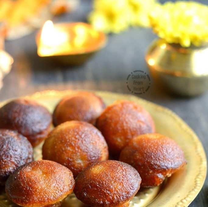 Nei Appam | Easy Sweet Paniyaram