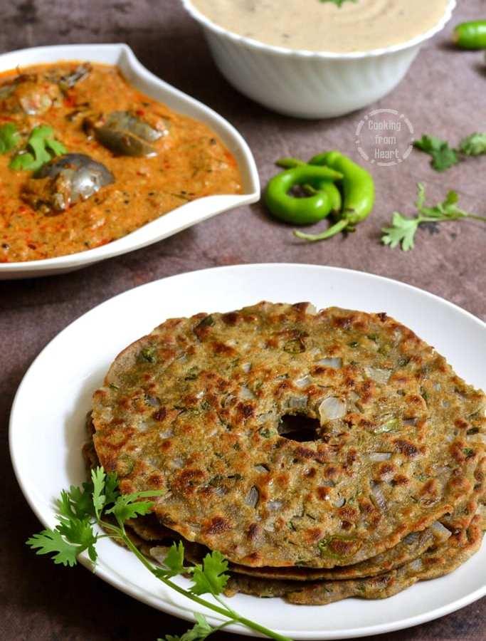Bhajani Thalipeeth | Thalipeeth Bhajani Recipe