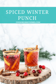 Spiced Winter Punch