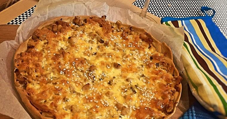Laurent Chicken & Mushroom Pie
