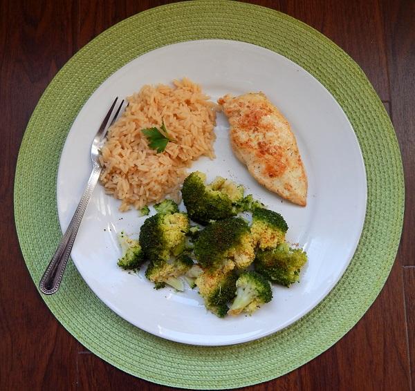 Easy Beginner Chicken Dinner