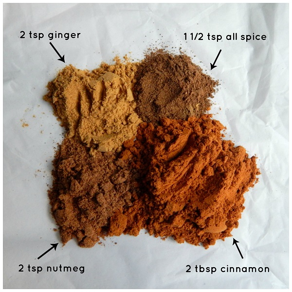 Pumpkin Spice Mix Recipe - Cooking is Messy