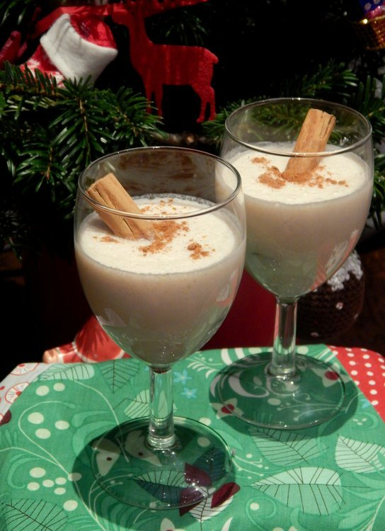 coquito is basically a puerto rican version of egg nog although the recipe i use and many others ive found dont include eggs - Puerto Rican Christmas Drink
