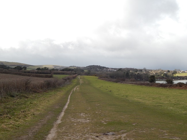 Old Harry Path
