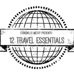 Tourist Tuesday: 12 Travel Essentials