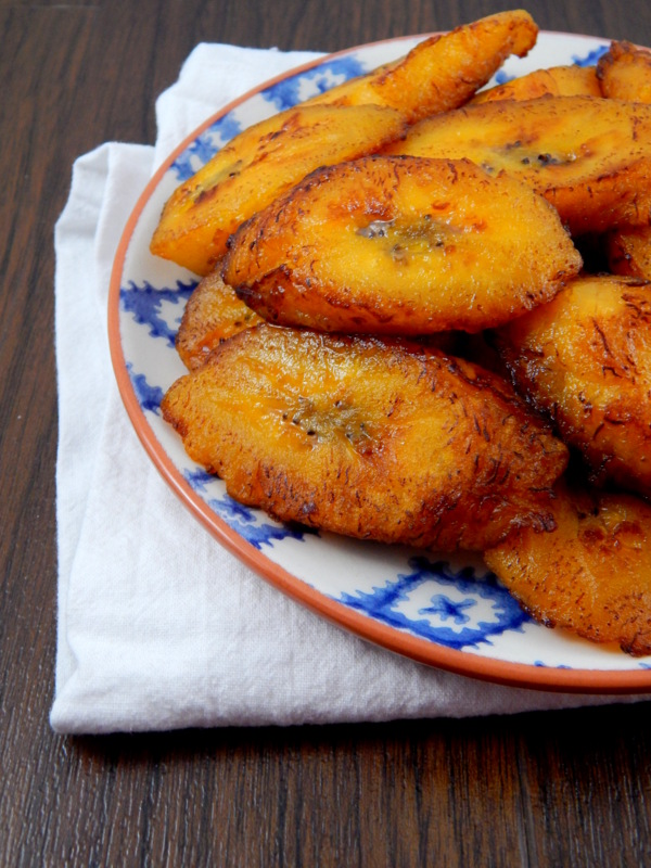 Platanos maduros sweet fried plantains platanos maduros forumfinder Image collections