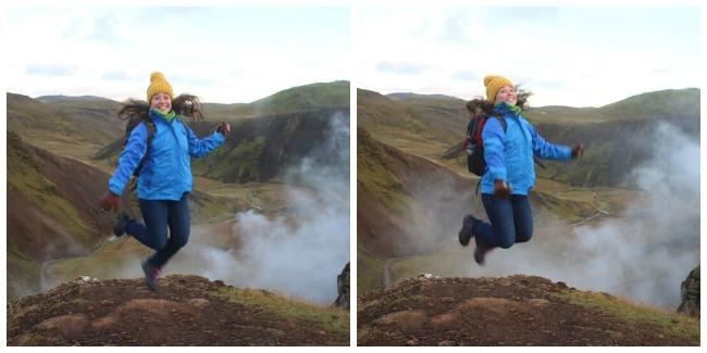 Mariel Jumping