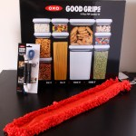 Review: OXO Spring Cleaning & Organizing Tools