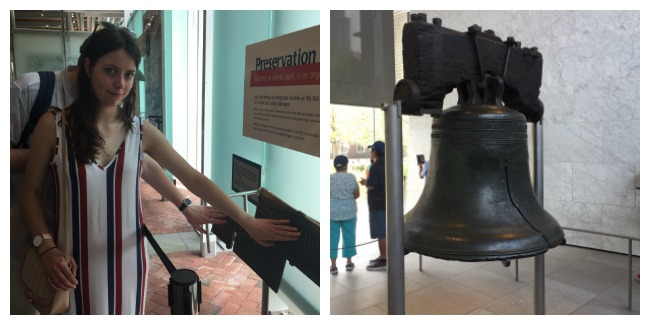 Urge to Touch Liberty (Bell)
