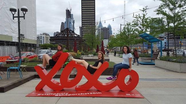 xoxo Philadelphia