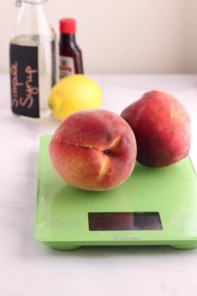 Peach Pop Ingredients