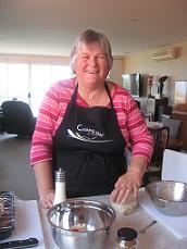 Mediterranean cooking class 00120705 - 6