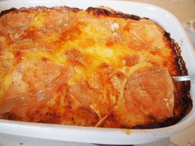 Tartiflette from the Auvergne