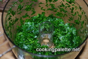 parsley minced