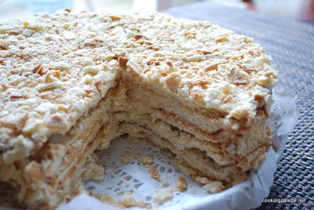 торт рубленный протой рецепт