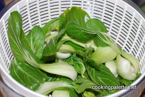 bok choy and shiitake sti fry (1)