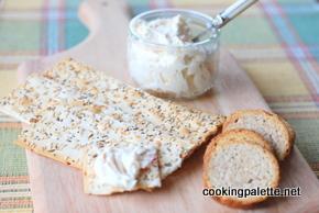 vegetable cream cheese dip (7)