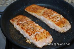 salmon with yogurt sauce (25)